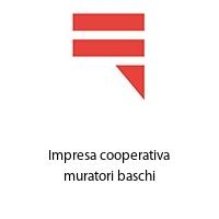 Impresa cooperativa muratori baschi