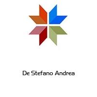 De Stefano Andrea