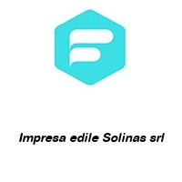 Impresa edile Solinas srl