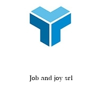 Job and joy srl