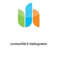 comunità il melograno
