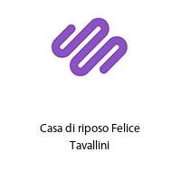 Casa di riposo Felice Tavallini