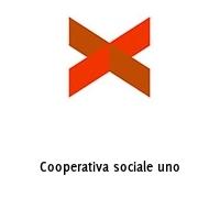 Cooperativa sociale uno