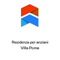 Residenza per anziani Villa Poma