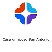 Casa di riposo San Antonio