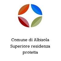 Comune di Albisola Superiore residenza protetta