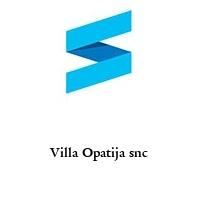 Villa Opatija snc