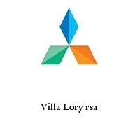 Villa Lory rsa