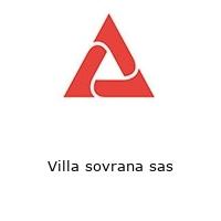 Villa sovrana sas