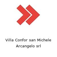 Villa Confor san Michele Arcangelo srl