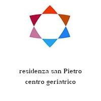 residenza san Pietro centro geriatrico