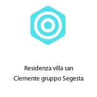 Residenza villa san Clemente gruppo Segesta
