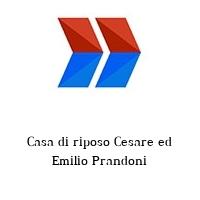 Casa di riposo Cesare ed Emilio Prandoni