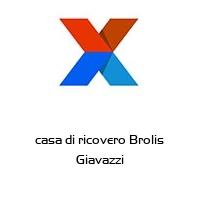 casa di ricovero Brolis Giavazzi