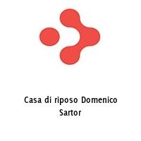 Casa di riposo Domenico Sartor