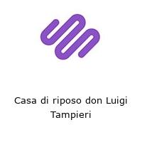 Casa di riposo don Luigi Tampieri