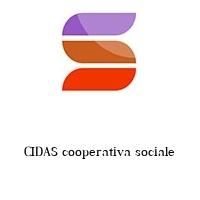 CIDAS cooperativa sociale
