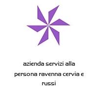 azienda servizi alla persona ravenna cervia e russi