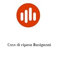 Casa di riposo Busignani