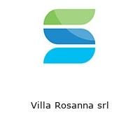 Villa Rosanna srl
