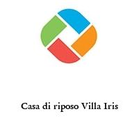 Casa di riposo Villa Iris