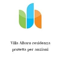 Villa Albaro residenza protetta per anziani