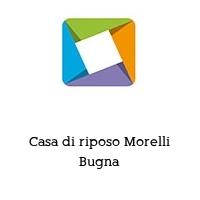 Casa di riposo Morelli Bugna