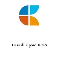 Casa di riposo ICSS