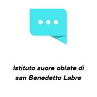 Istituto suore oblate di san Benedetto Labre