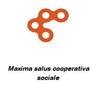Maxima salus cooperativa sociale