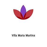 Villa Maria Martina