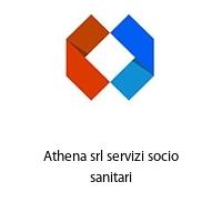 Athena srl servizi socio sanitari