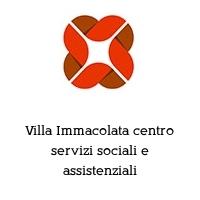 Villa Immacolata centro servizi sociali e assistenziali