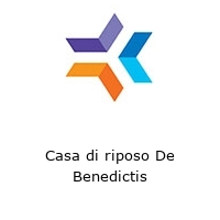 Casa di riposo De Benedictis