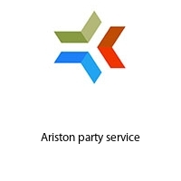 Ariston party service