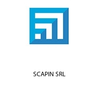 SCAPIN SRL