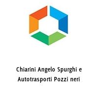 Chiarini Angelo Spurghi e Autotrasporti Pozzi neri