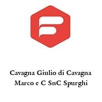 Cavagna Giulio di Cavagna Marco e C SnC Spurghi