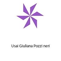Usai Giuliana Pozzi neri