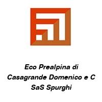 Eco Prealpina di Casagrande Domenico e C SaS Spurghi