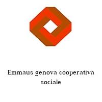 Emmaus genova cooperativa sociale