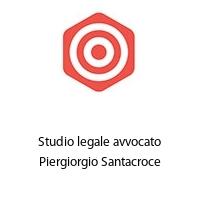 Studio legale avvocato Piergiorgio Santacroce