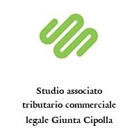Studio associato tributario commerciale legale Giunta Cipolla