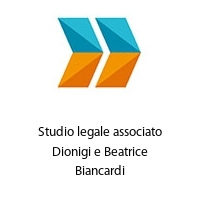 Studio legale associato Dionigi e Beatrice Biancardi