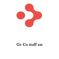 Ge Co staff sas
