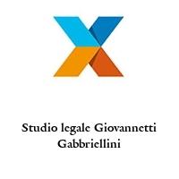 Studio legale Giovannetti Gabbriellini