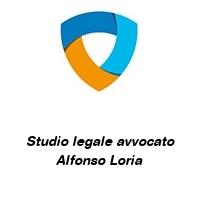 Studio legale avvocato Alfonso Loria