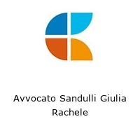 Avvocato Sandulli Giulia Rachele