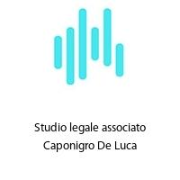 Studio legale associato Caponigro De Luca