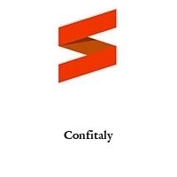 Confitaly